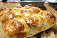 米粉のちぎりパン