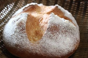 米粉の田舎パン